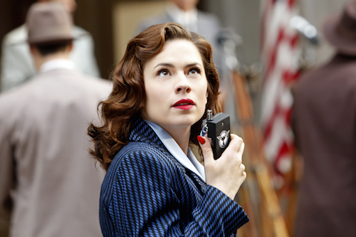 Agent Carter Shines at Comic-Con