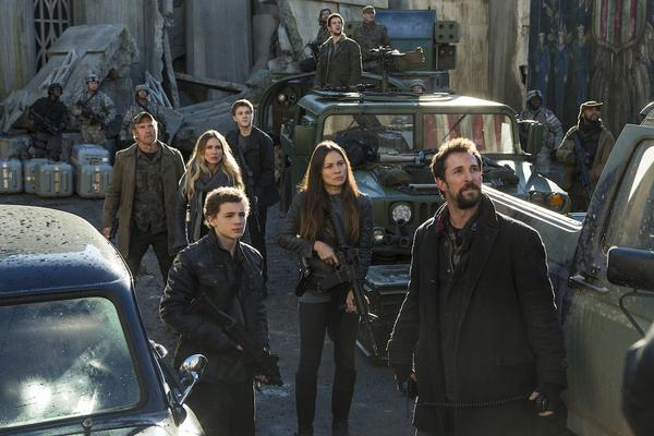 Falling Skies - Reunion Review