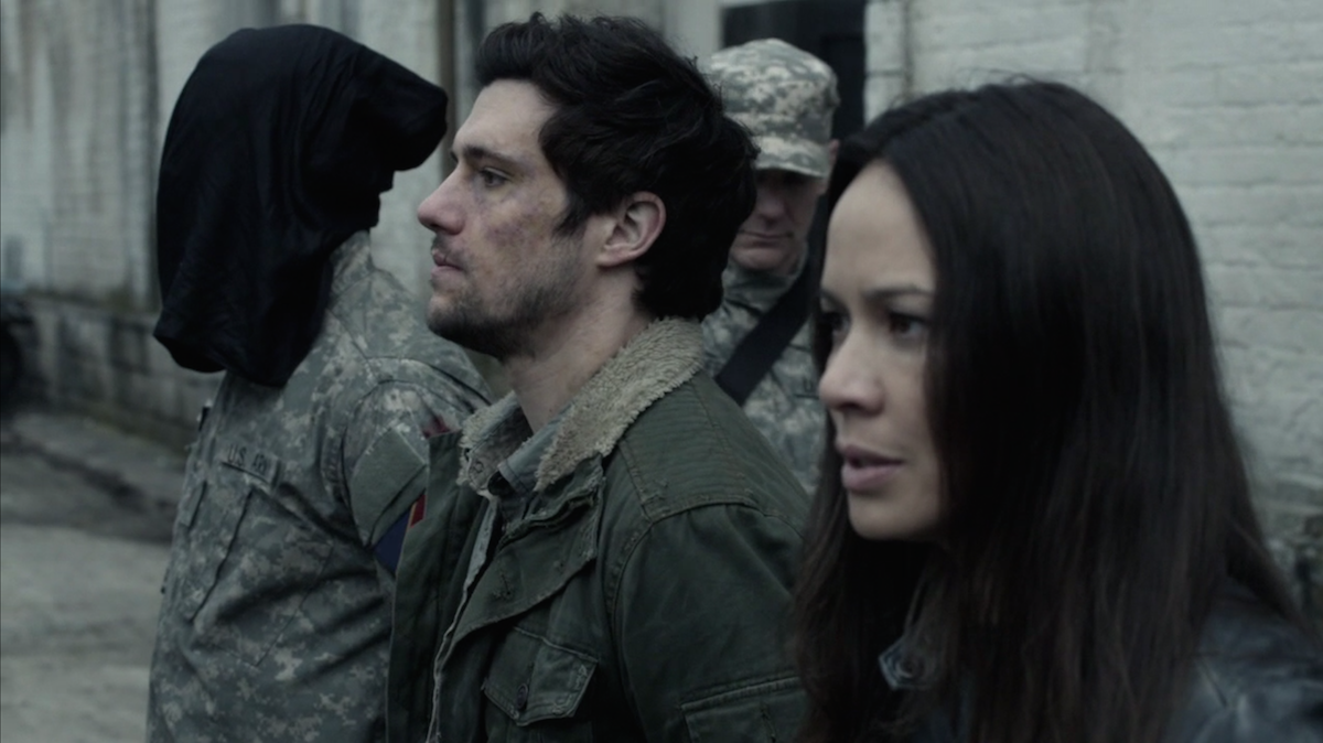 Falling Skies - Stalag 14th Virginia Review