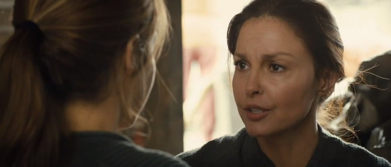 Ashley Judd in Divergent
