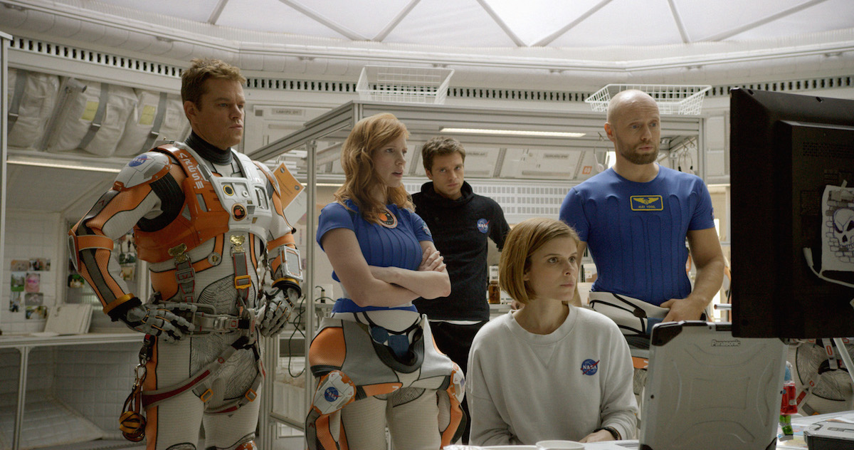 Fall Preview - The Martian