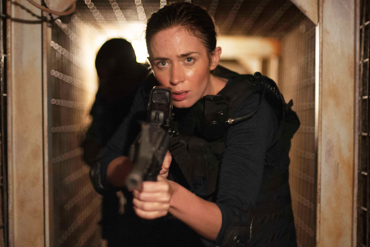 Sicario: The War on Drugs Gets Ugly