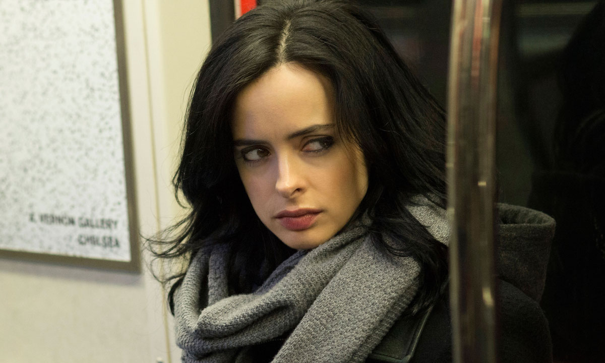 Jessica Jones - Ladies Night Review