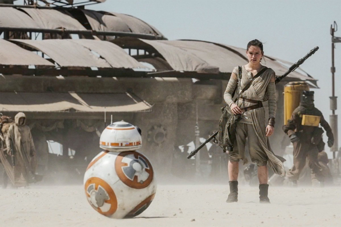 Star Wars - The Force Awakens Review