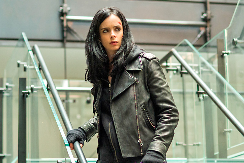 Jessica Jones Review - It's Called Whiskey