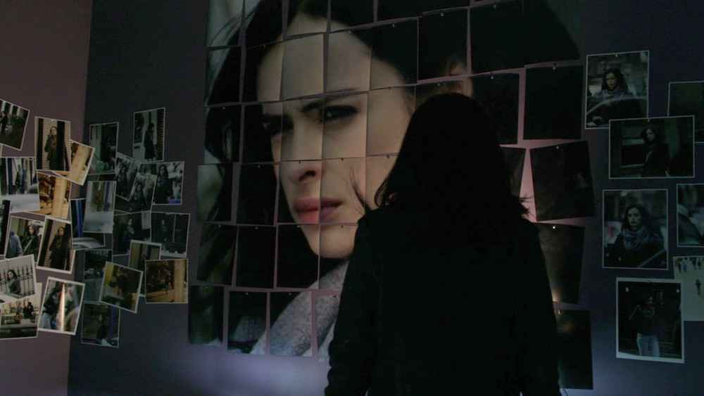 Jessica Jones in Kilgrave's Room