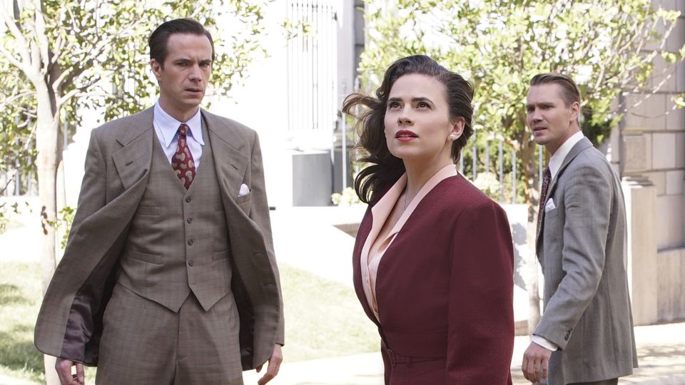 Agent Carter - Hollywood Ending Review