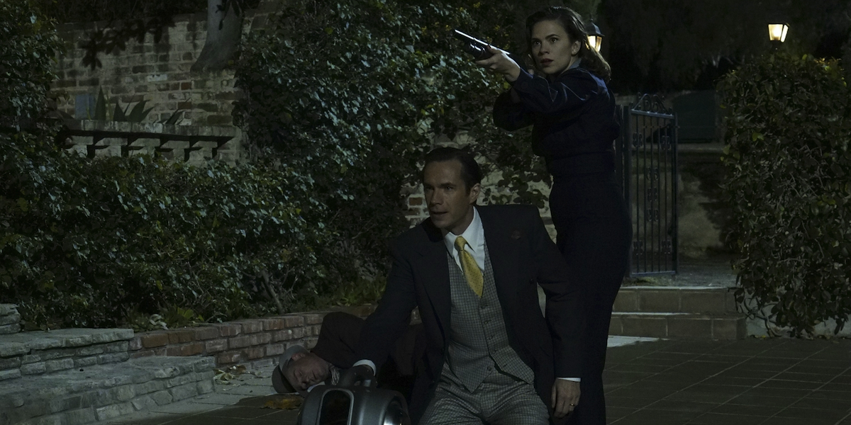 Agent Carter - Life of the Party / Monsters Review