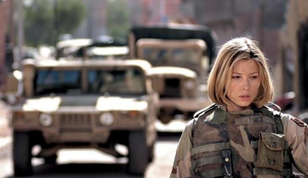 Women in War Movies