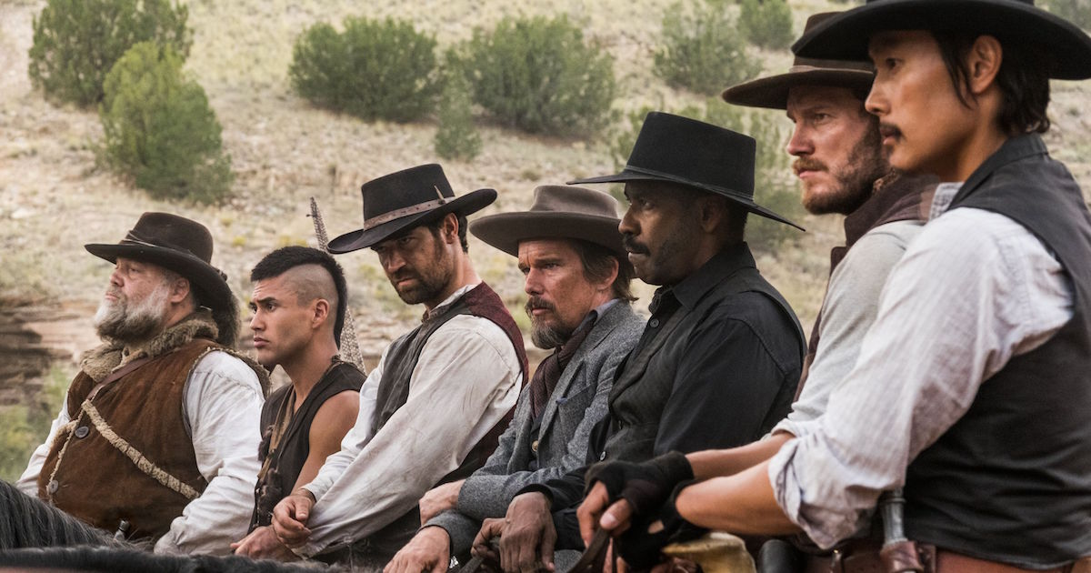 Magnificent Seven Cast
