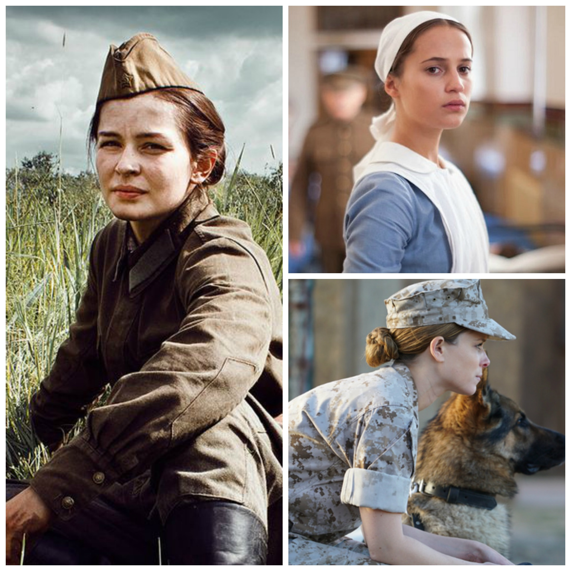 Women in War Movies Revisited
