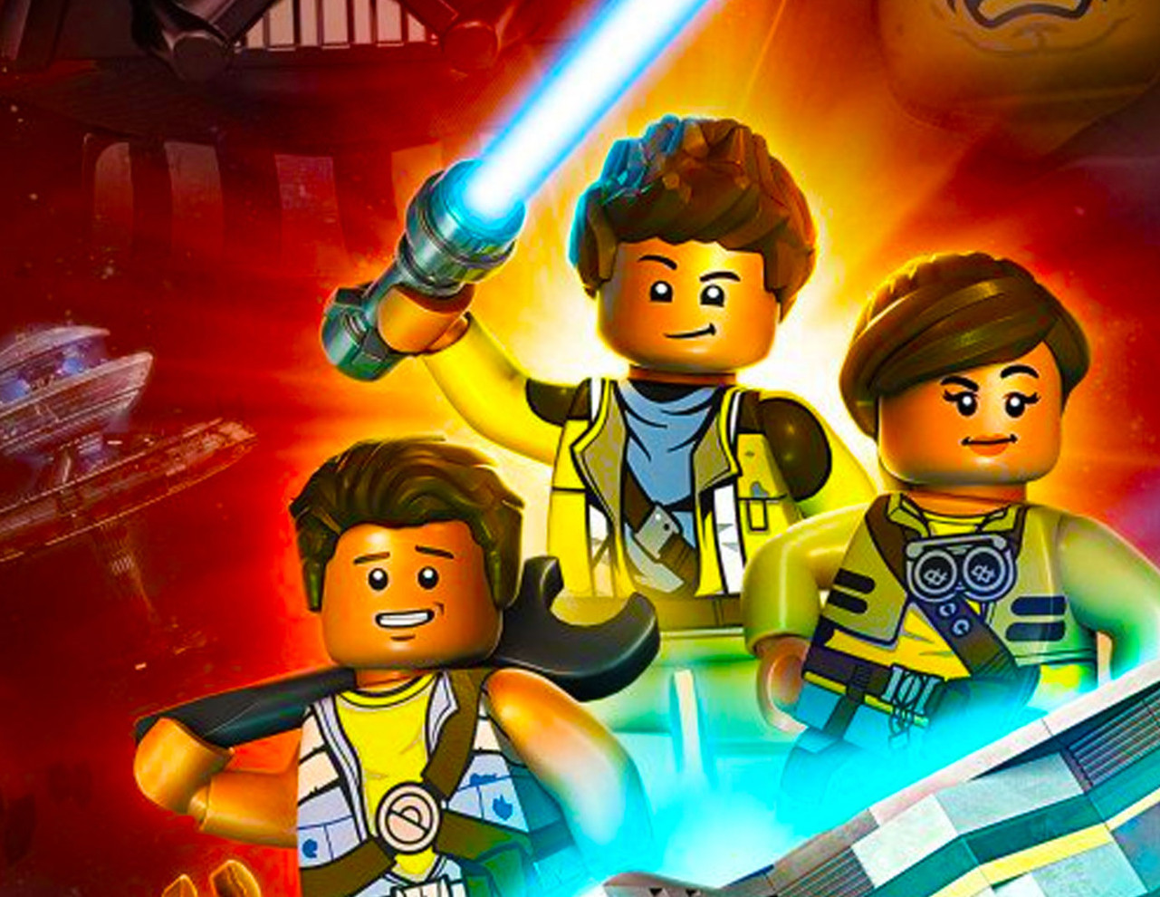 LEGO Star Wars: Freemaker Adventures Review
