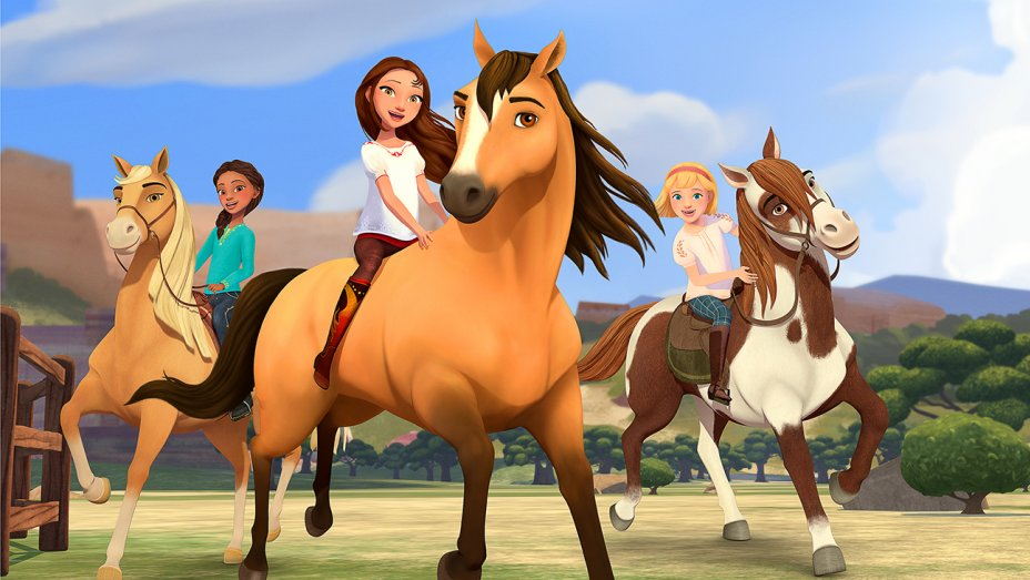 Spirit: Riding Free Review