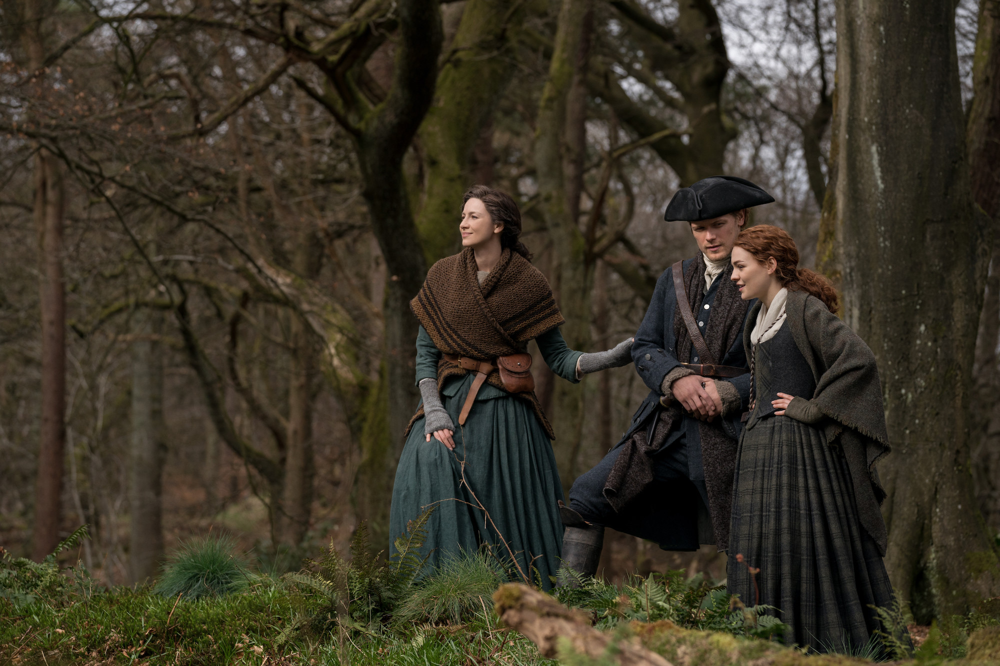 Outlander: A New World