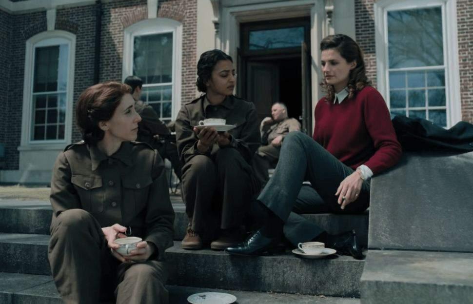 Women in War Movies - 2021 Edition